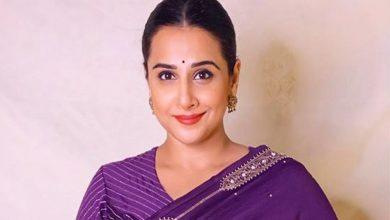 """Photo of Vidya Balan starrer movie """"Sherni"""" to resume shooting in October."""