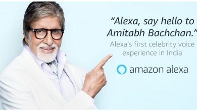 Photo of Amitabh Bachchan to immortalize his voice through collaboration with Amazon Alexa