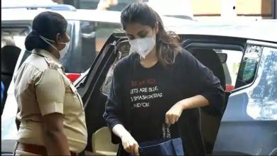Photo of Rhea Chakraborty arrested by NCB