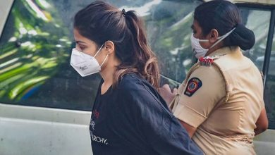 Photo of Rhea Chakraborty released from Mumbai Jail almost a month later her arrest