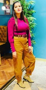 Sapna Chaudhary HOT