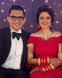 Aditya Narayan Wedding