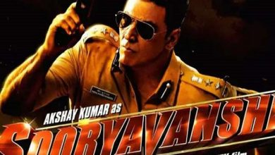 Photo of Akshay Kumar starrer Sooryavanshi set for a theatrical release in March: Reliance Entertainment