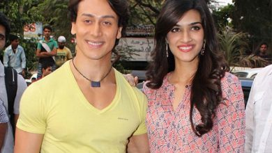 Photo of Kriti Sanon revealed as Tiger Shroff's leading lady in #Ganapath