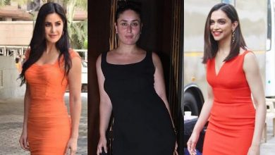 Photo of Kareena Kapoor & girl gang step out in style for a lunch date at Manish Malhotra's residence