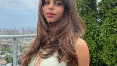 Photo of Suhana Khan takes silhouette challenge to a whole new level with her avatar in THIS image