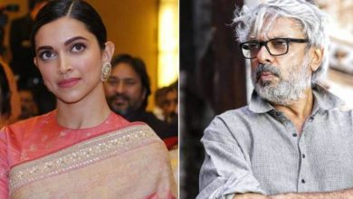 Photo of Amid reports of being ousted of Baiju Bawra, Deepika Padukone shares emotional post on being Sanjay Leela Bhansali's muse