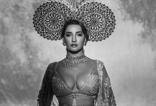 Photo of Nora Fatehi is a royal muse in Abu Jani-Sandeep Khosla couture