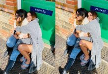 Photo of Tara Sutaria reveals how she's keeping warm in freezing locations for Heropanti 2 with adorable photos